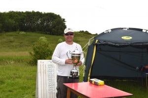 Brad Gibson, 2014 Champion