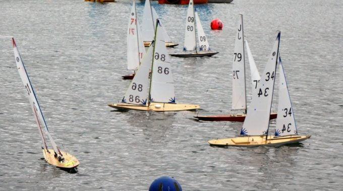 J Class Sailing