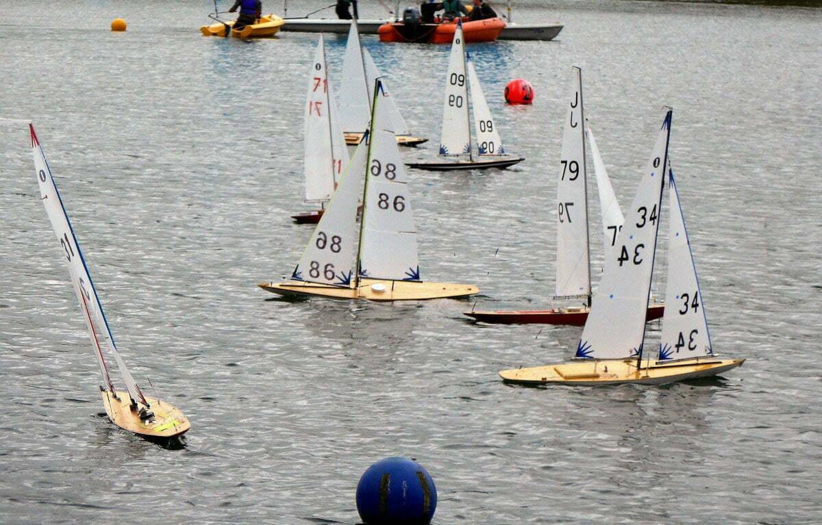 Friday Sailing 9th June 2017